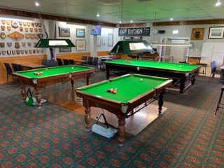 Pool and Snooker Tables